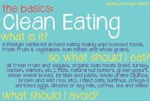 Food: Healthy Clean Eating! / by Ashley Willoughby