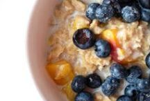 Food: Healthy Oatmeal! / by Ashley Willoughby