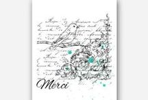 Printable Cards-Greeting Cards / A Creative Need Original art and digital design greeting Cards- downloadable and printable. Print your Own.