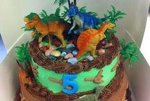 ♥Cumpleaños de Dinosaurios / dinosaur birthday♥