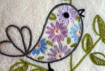 Embroidery / by Maya Wright