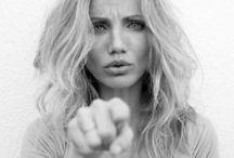 | woman | / strong & beautiful woman
