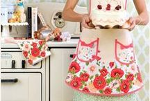 Cute Aprons / by Quick Draw McGraw