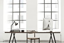 | work @ home | / inspire-able spaces to work in @ home