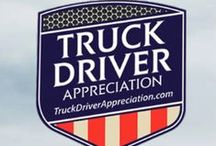 Truck Driver Appreciation Week / Rudolph Foods is celebrating Truck Driver Appreciation Week! Head over to www.rudolphfoods.com and play our game to help our truck driver fill his rig with pork rinds for a chance to win $2000! / by Rudolph Foods