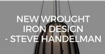 New Steven Handelman Studios Products / Our new wrought iron additions.