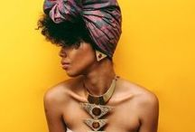 Head Wraps & Turbans / for those days you don't want to show off your bed head.