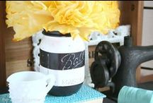 Craft Ideas / Craft ideas and DIY for the home  / by Adrienne {FreeTimeFrolics.com} Blogger