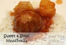 Yummy, yummy in my tummy {Main Dish Recipes} / Yummy Recipes calling my name / by Adrienne {FreeTimeFrolics.com} Blogger