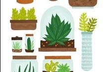 something green / by TamTam Designs