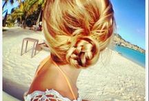 Beauty & Lovely Hair / by Cassie Mainero