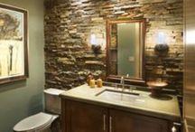 Bathroom Renovation Ideas / by Heather Riehle