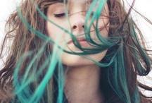 long beautiful hair... / by Gena Hancock