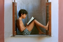 Book Worm / by Bhavisha Patel