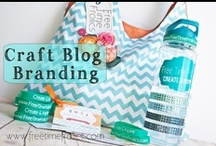Blogging/ Social Media Tips & Tricks / Everything you need to know about blogging, social media and how to grow your business / by Adrienne {FreeTimeFrolics.com} Blogger
