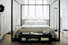Bedrooms / by Bea Rebello