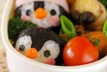 Bento and Sushi / by ZombieAnna