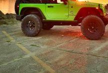 Jeeps & Stuff / by Trey Moore