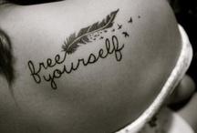 [ Tattoos ] / by Anna Murphy