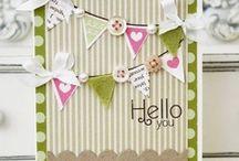 Card making / by Edina Zoltai