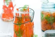 Preserves, jellies, jams, canning, pickles / by Helen D