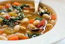 Soups / by Helen D