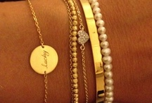 Arm Candy & Baubles / by Heather Riehle