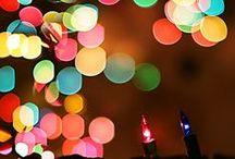Christmas lights / by Edina Zoltai