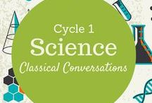 Cycle 1 Science / by Nikki Landrum