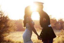 Marine love! <3 / by Lisa Lamble-Mahoney
