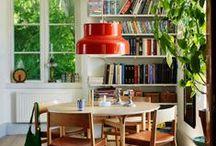 Inredning - färg, form och design / Färg, design, form och funktion är mina ledord. Love color...