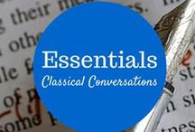 Essentials / Classical Conversations Language Arts / by Nikki Landrum