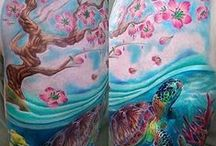 tattoos. / tattoo inspiration / appreciation. / by Jen Parkhurst Payne