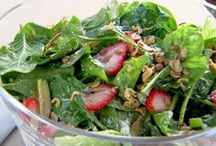 Salads / by Kathy Coppernoll Wright