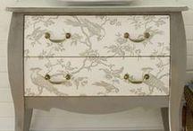 Cabinets' / dressers' design