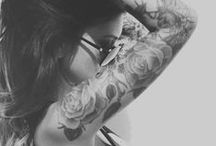 iTattoo: hers / by Cami Bozeman