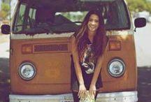 • °★ ☽  Van Hippie ☾ ★ ° •