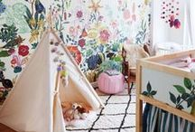 Inspiration barnrum/kids rooms