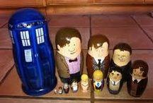 The Doctor / All things Whovian / by Anne Elzenaar