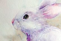 ART - Bunnies / by Bunny Jones
