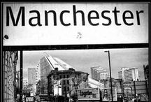 A lil place called home  / Manchester / by Tracy Sparkes