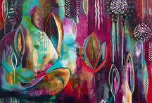 ARTIST - Flora Bowley / by Bunny Jones