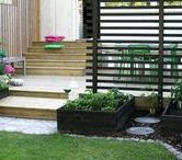 Outdoor living / Inspiration till trädgården