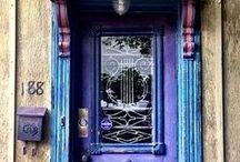 doors / by Jessica Frank