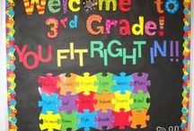Classroom Bullentin Boards / by Cayla McCoy