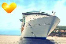 Risteilyt / Lähteä risteilylle ja nähdä maailmaa – voiko enää helpompaa ja mukavampaa lomailutapaa ollakaan? Risteile Karibialla tai Välimerellä kahden suuren yhteistyökumppanimme kanssa: Royal Caribbean International tai Celebrity Cruises kanssa. Asut uivassa loistohotellissa, jota ympäröi alati muuttuva merimaisema. Nautit huippuluokan palveluista, ja vietät samalla kertaa sekä aurinkolomaa että kylpylälomaa laivalla ja elämyslomaa risteilyn upeissa kohteissa.