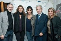 Inauguration boutique / Inauguration de la nouvelle boutique Bleu comme gris du 208 Boulevard Saint Germain, le 20 Novembre 2014.