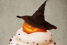 Halloween Food Ideas (Sweet) / Sweet Food you can make for Halloween