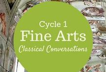 Cycle 1 Fine Arts / by Nikki Landrum