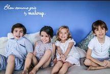 Maloup / Ligne de pyjamas pour enfants de 2 à 16 ans